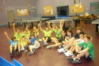 Espérance Ceyratoise Tennis de Table